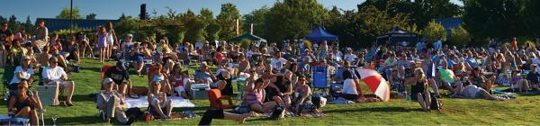 City of Lake Oswego Concert Foothills Park